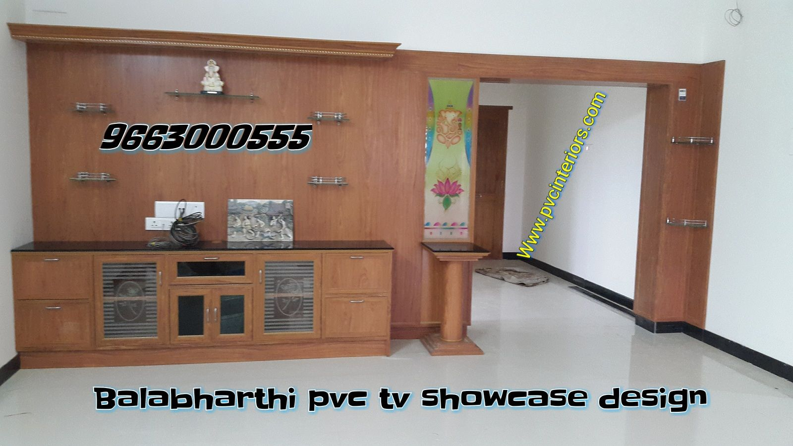 PVC TV Showcase,TV Cabinet Furniture Online-BalaBharathi