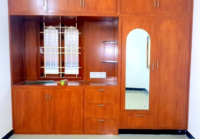 pvc cupboard design