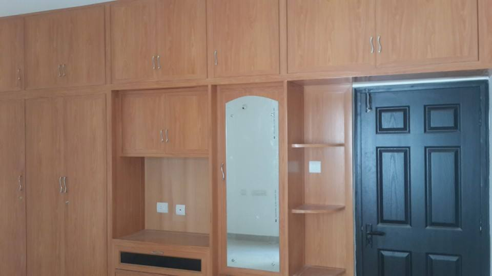 pvc dressing doors design