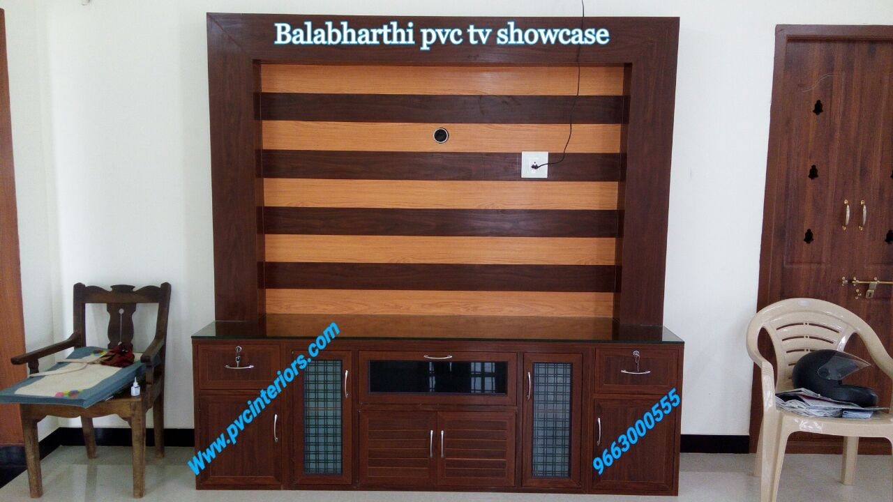 pvc tv showcase in coimbatore