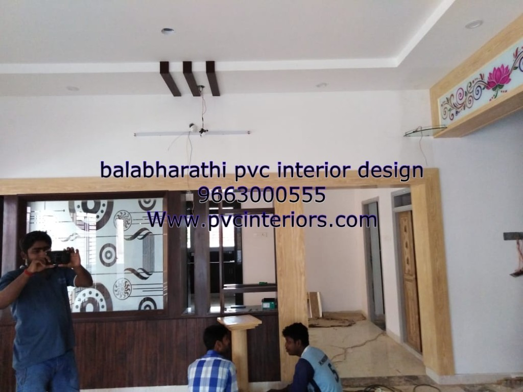 pvc interior in bangalore