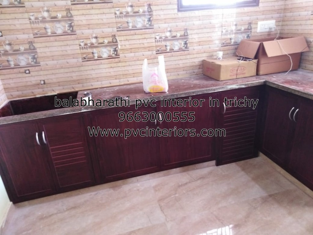 kitchen cabinets design in trichy