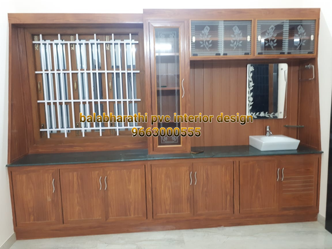 pvc kitchen cabinets in hosur