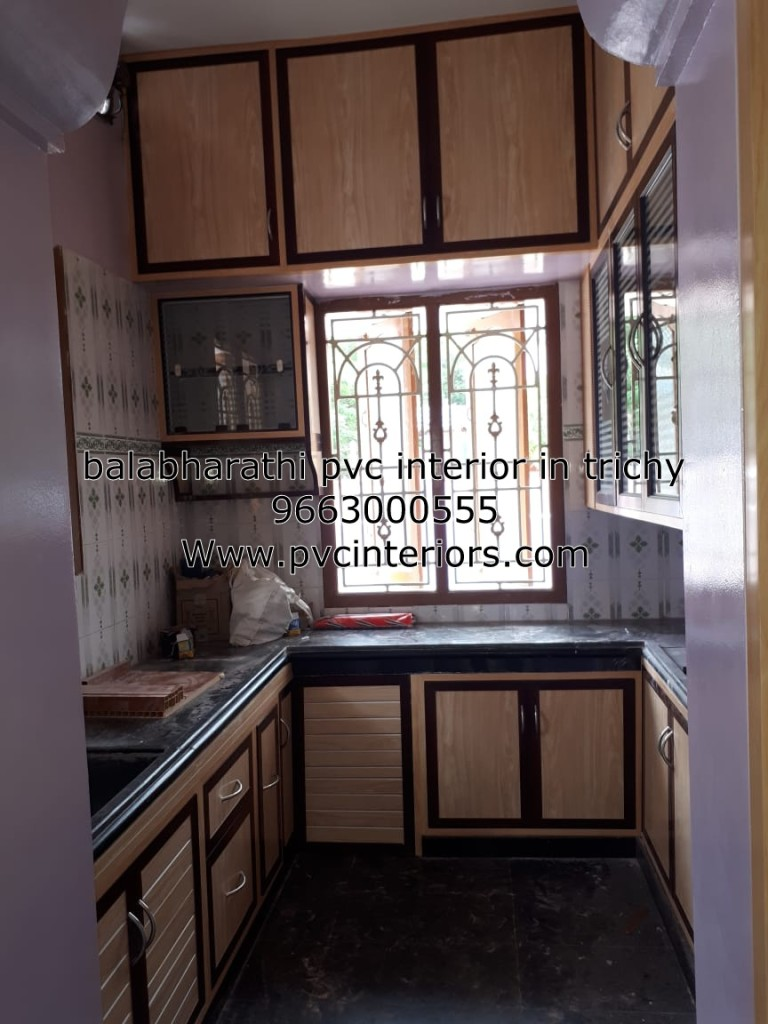 pvc modular kitchen in trichy