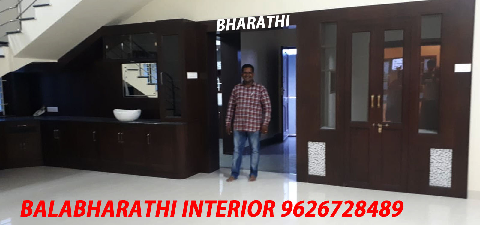 pvc interior in namakkal