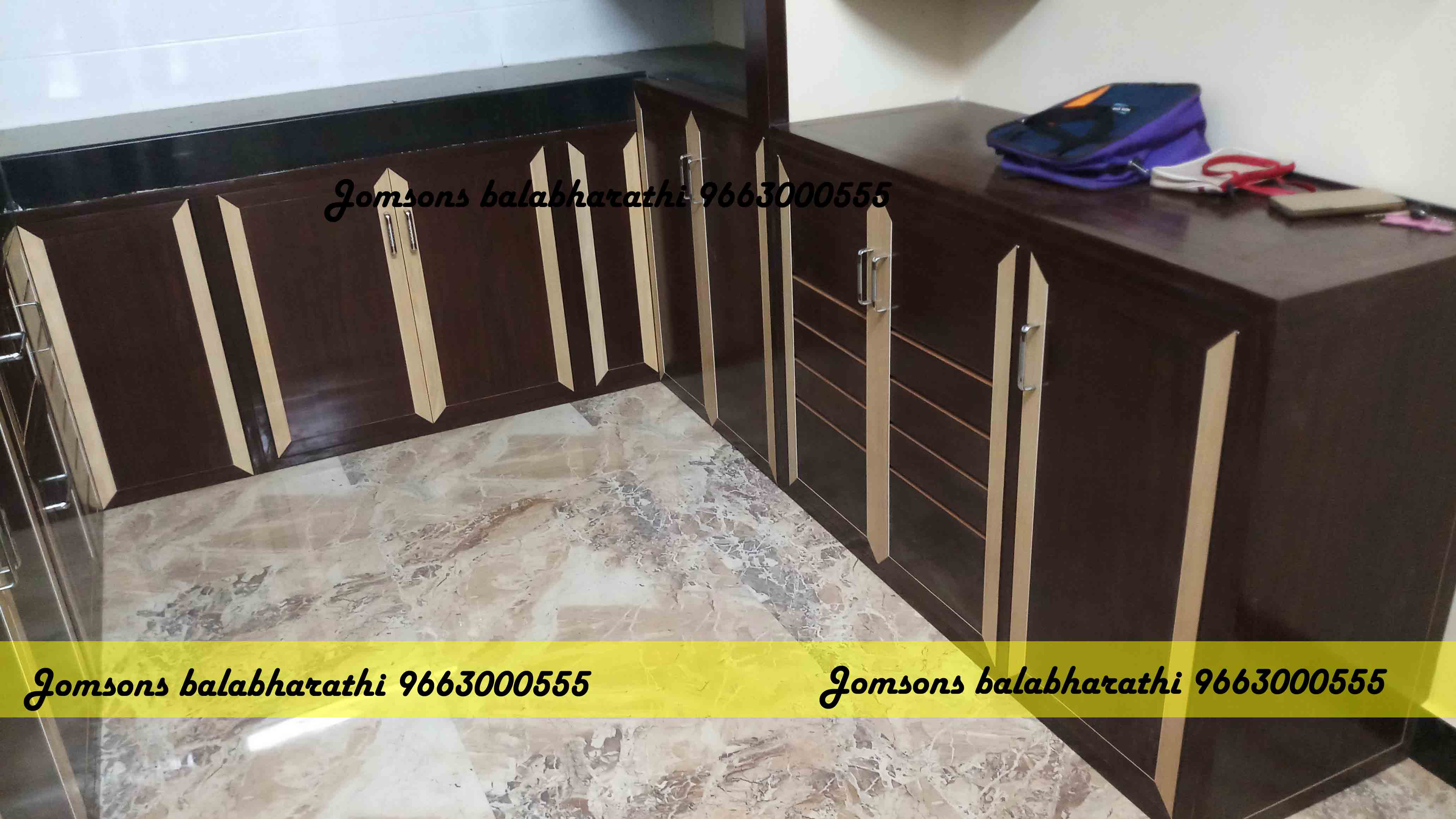 pvc kitchen underloft work in perundurai
