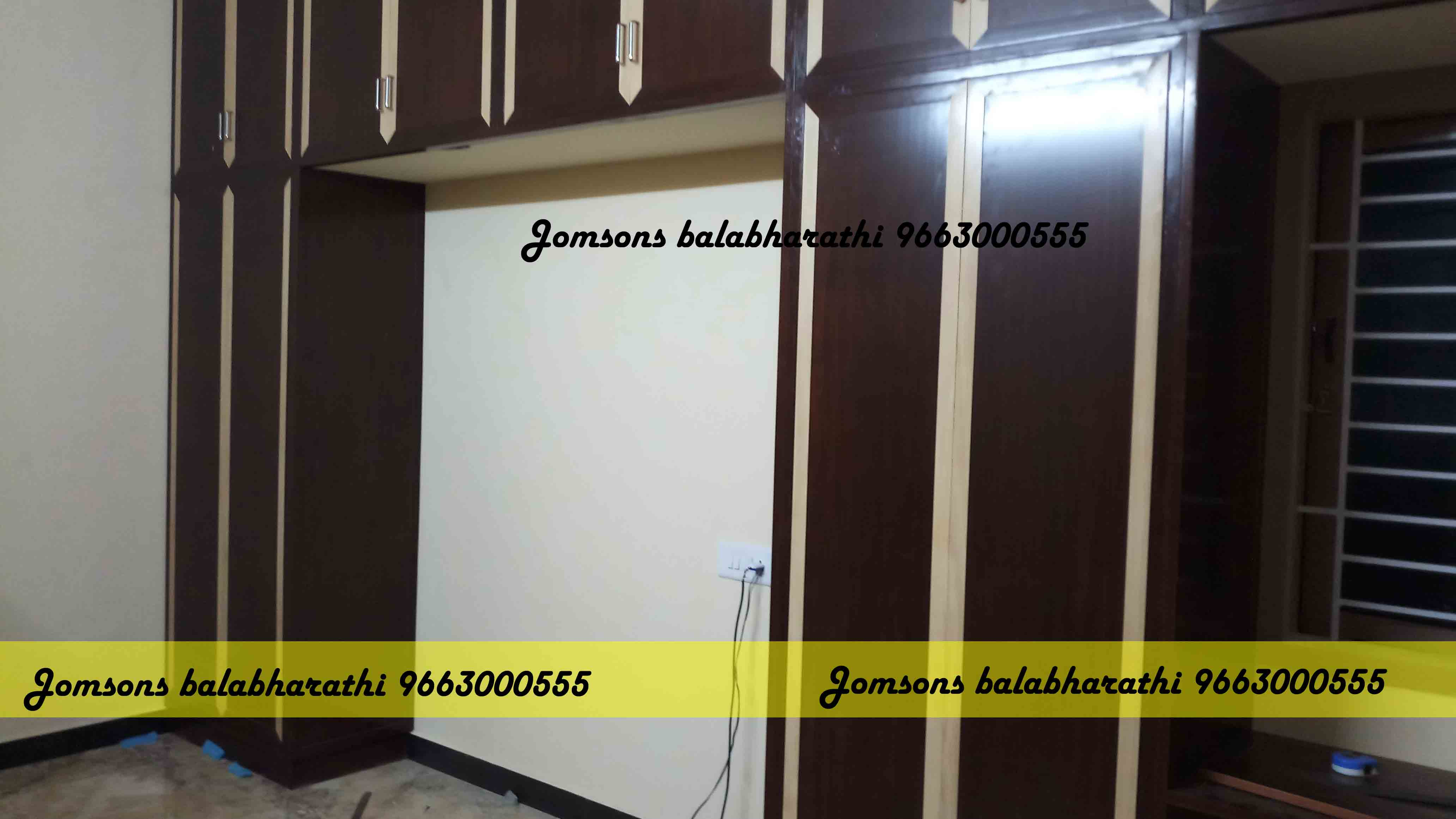 pvc wardrobe cupboard in perundurai