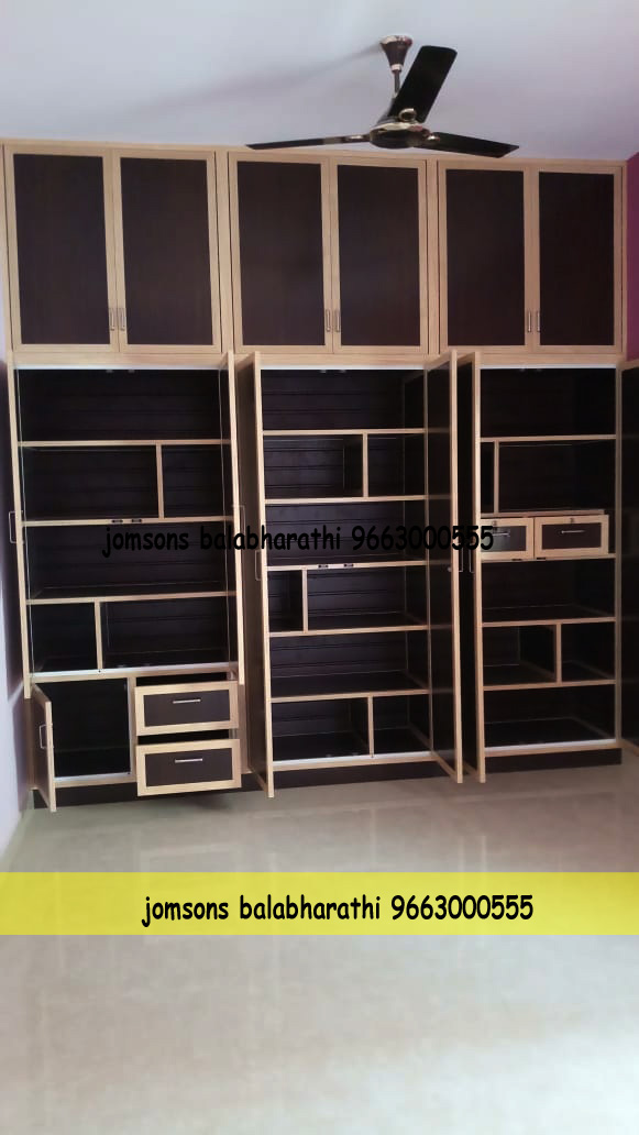 pvc wardrobe work in chennai