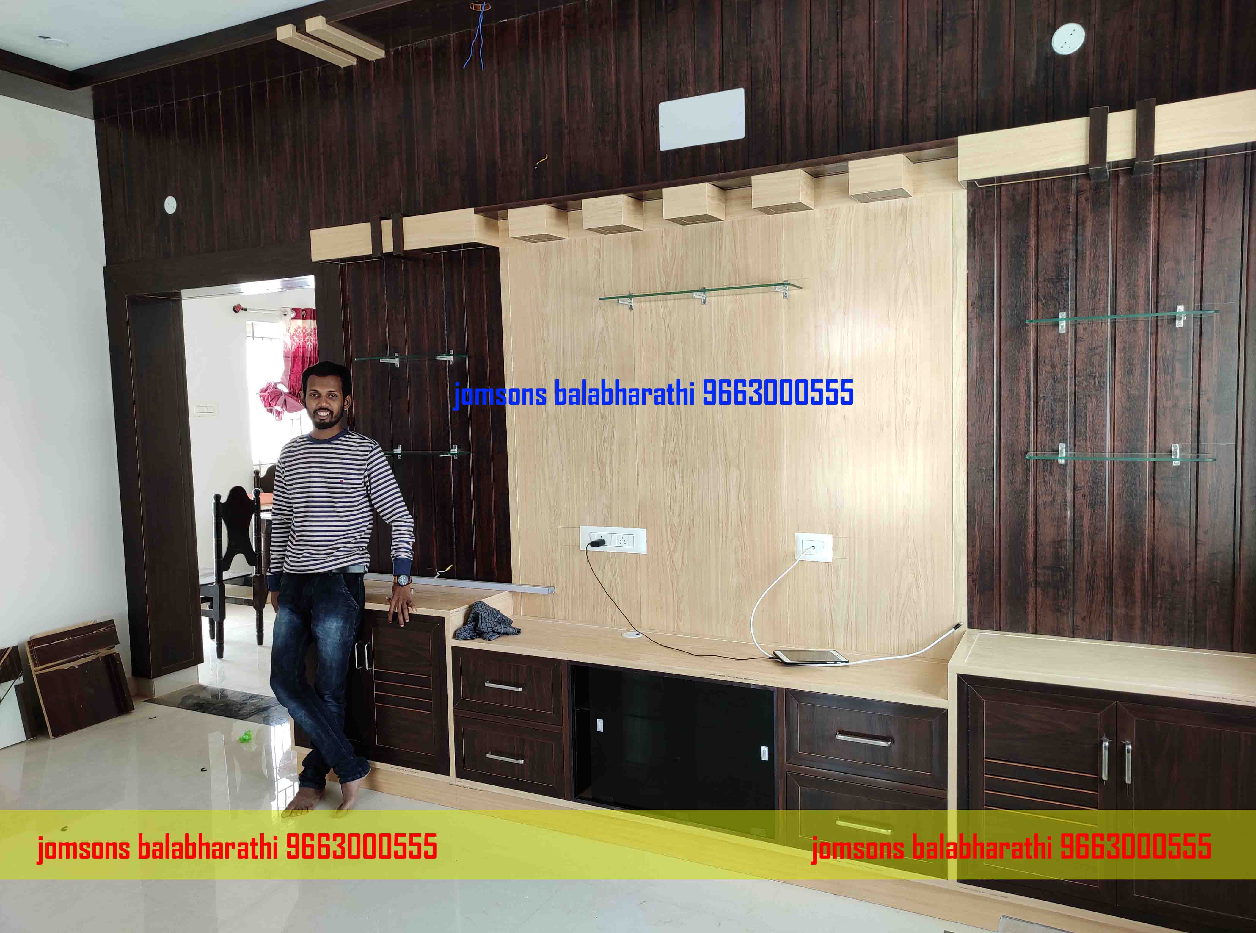 pvc interiors in coimbatore