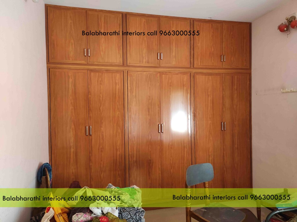 bedroom wardrobe work gobichettipalayam
