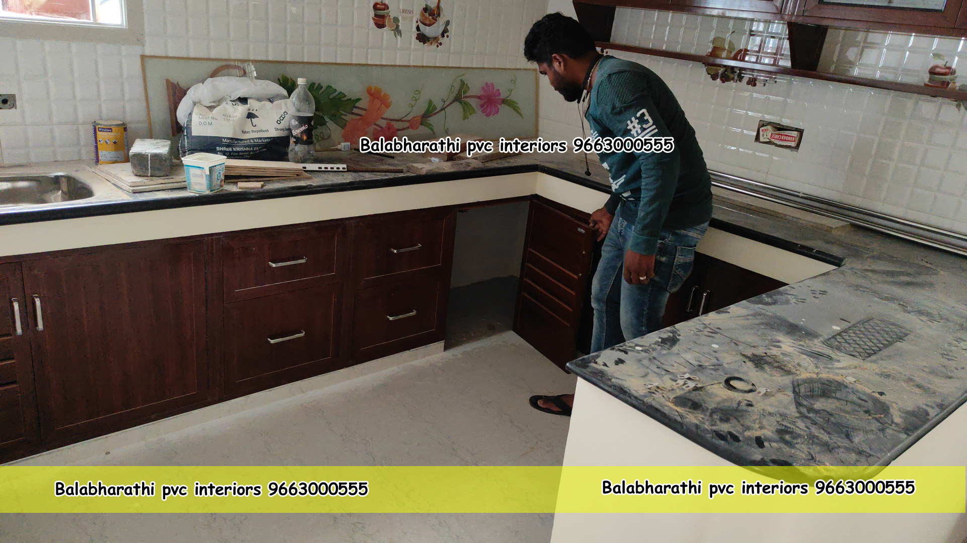 l type kitchen cabinets anantapur
