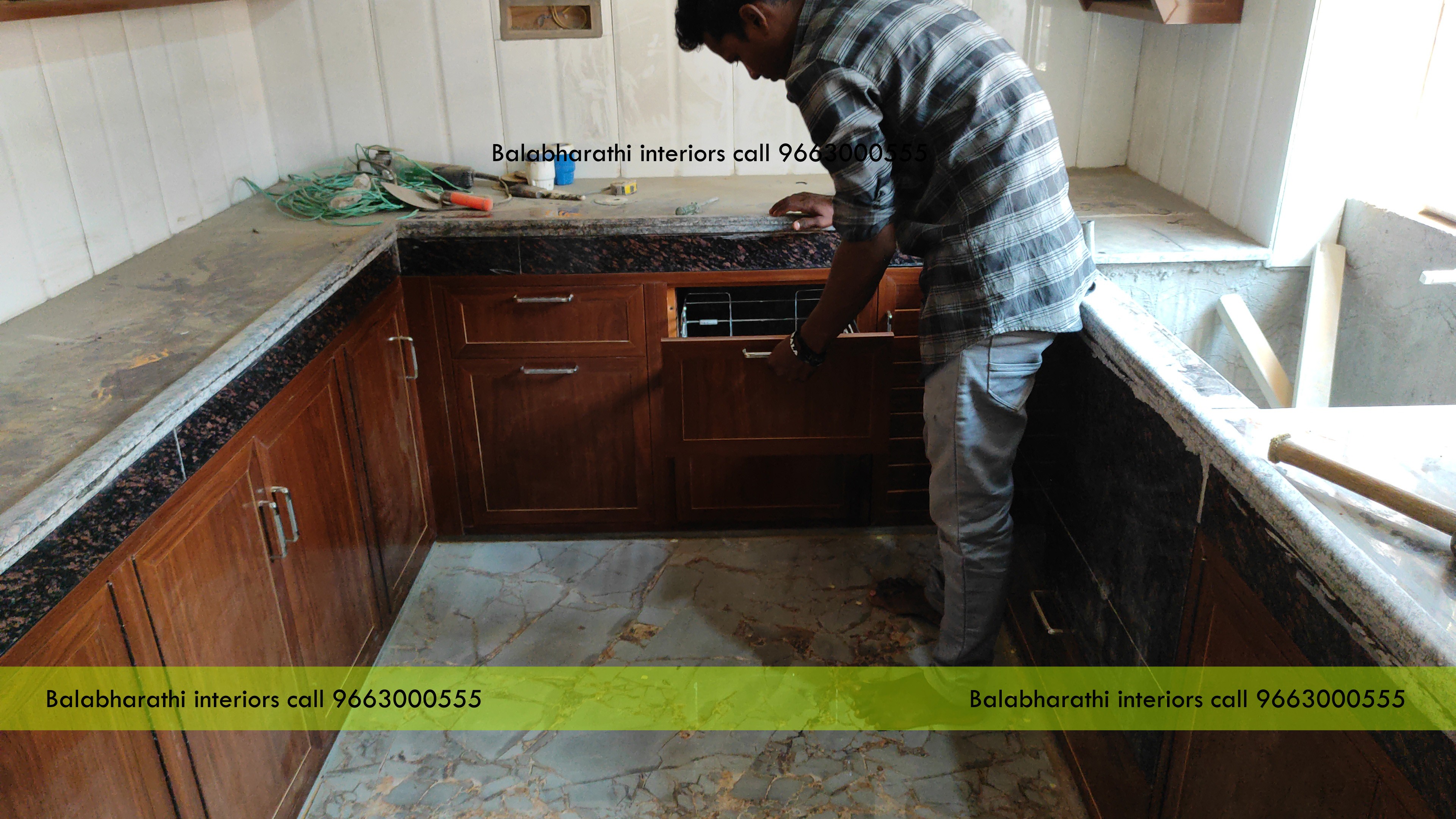 low cost kitchen cabinets in gobichettipalayam